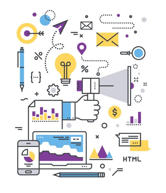 Digitales Marketing